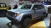 Jeep Renegade Hard Steel Concept front three quarters