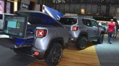 Jeep Renegade Hard Steel Concept trailer with tow bar