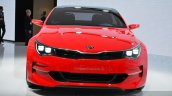 Kia Sportspace Concept front view at 2015 Geneva Motor Show