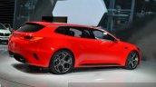 Kia Sportspace Concept rear three quarter view at 2015 Geneva Motor Show