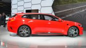 Kia Sportspace Concept side view at 2015 Geneva Motor Show