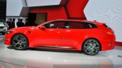 Kia Sportspace Concept side(3) view at 2015 Geneva Motor Show