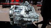 Kia seven–speed dual clutch transmission