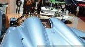 Koenigsegg Regera engine cowl at the 2015 Geneva Motor Show
