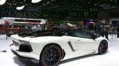 Lamborghini Aventador Pirelli Edition rear three quarter right