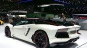 Lamborghini Aventador Pirelli Edition rear three quarter