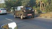 Mahindra S101 IAB reader spied