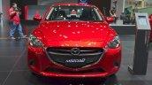 Mazda2 Sedan petrol variant at the 2015 Bangkok Motor Show