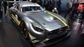 Mercedes AMG GT3 front left view at Geneva Motor Show.jpg