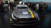 Mercedes AMG GT3 front view at Geneva Motor Show