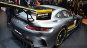 Mercedes AMG GT3 rear right quarter view at Geneva Motor Show.jpg