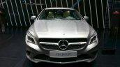 Mercedes CLA Shooting Brake front at the 2015 Geneva Motor Show