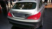 Mercedes CLA Shooting Brake rear at the 2015 Geneva Motor Show