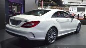 Mercedes CLS Class rear three quarter at the 2015 Bangkok Motor Show