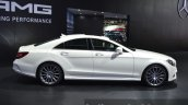 Mercedes CLS Class side at the 2015 Bangkok Motor Show