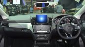 Mercedes GLE Coupe dashboard at the 2015 Bangkok Motor Show