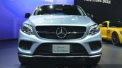 Mercedes GLE Coupe front at the 2015 Bangkok Motor Show