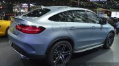 Mercedes GLE Coupe rear three quarter at the 2015 Bangkok Motor Show