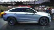 Mercedes GLE Coupe side at the 2015 Bangkok Motor Show