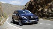 Mercedes GLE front official image