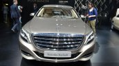 Mercedes Maybach Pullman front view at Geneva Motor Show