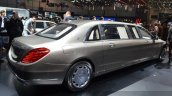 Mercedes Maybach Pullman rear right quarter view at Geneva Motor Show.jpg