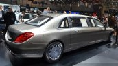 Mercedes Maybach Pullman rear right view at Geneva Motor Show.jpg