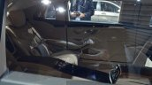Mercedes Maybach Pullman rear seats view at Geneva Motor Show.jpg