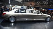 Mercedes Maybach Pullman right side 2 view at Geneva Motor Show.jpg