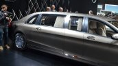 Mercedes Maybach Pullman side one view at Geneva Motor Show.jpg