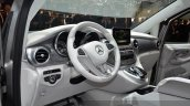 Mercedes V-ision-e concept dashboard view at 2015 Geneva Motor Show