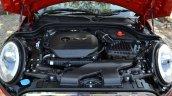 Mini Cooper S engine