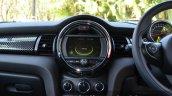 Mini Cooper S entertainment system
