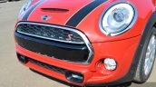 Mini Cooper S front fascia
