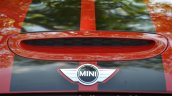Mini Cooper S hood logo