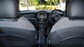 Mini Cooper S inside