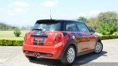 Mini Cooper S rear quarters