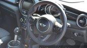 Mini Cooper S steering
