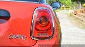 Mini Cooper S taillight