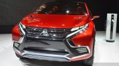 Mitsubishi Concept XR-PHEV II front three quarter view at the 2015 Geneva Motor Show