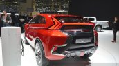 Mitsubishi Concept XR-PHEV II rear three quarter view at the 2015 Geneva Motor Show