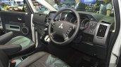 Mitsubishi Delica dashboard at the 2015 Bangkok Motor Show