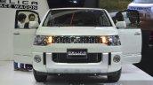 Mitsubishi Delica front at the 2015 Bangkok Motor Show
