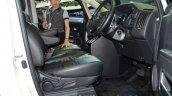 Mitsubishi Delica front seats at the 2015 Bangkok Motor Show