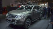 Mitsubishi L200 front three quarter at the 2015 Geneva Motor Show