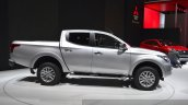 Mitsubishi L200 side at the 2015 Geneva Motor Show