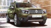 New Generation Renault Duster - Front press image