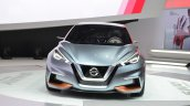 Nissan Sway Concept front at the 2015 Geneva Motor Show