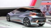 Nissan Sway Concept rear three quarter at the 2015 Geneva Motor Show