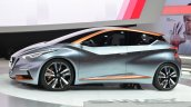 Nissan Sway Concept side at the 2015 Geneva Motor Show